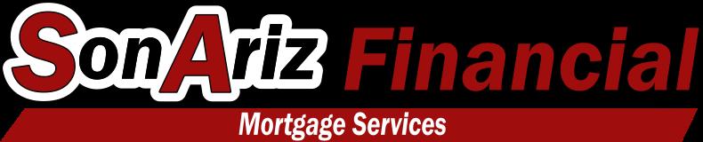 SonAriz Financial Logo for Mortgage Loan Services